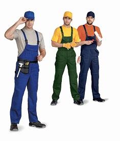 Особенности летней спецодежды для строителей: виды и характеристики