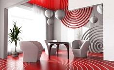Какой стиль для гостиной выбрать: футуризм или классика