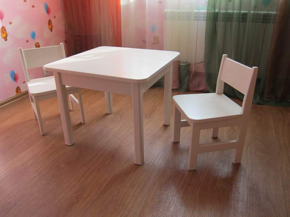 Детского стола и стула