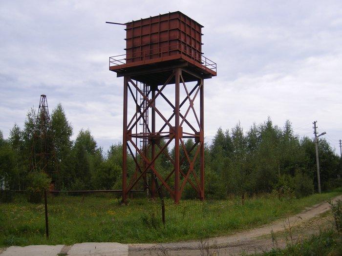 Водонапорная башня своими руками фото 913