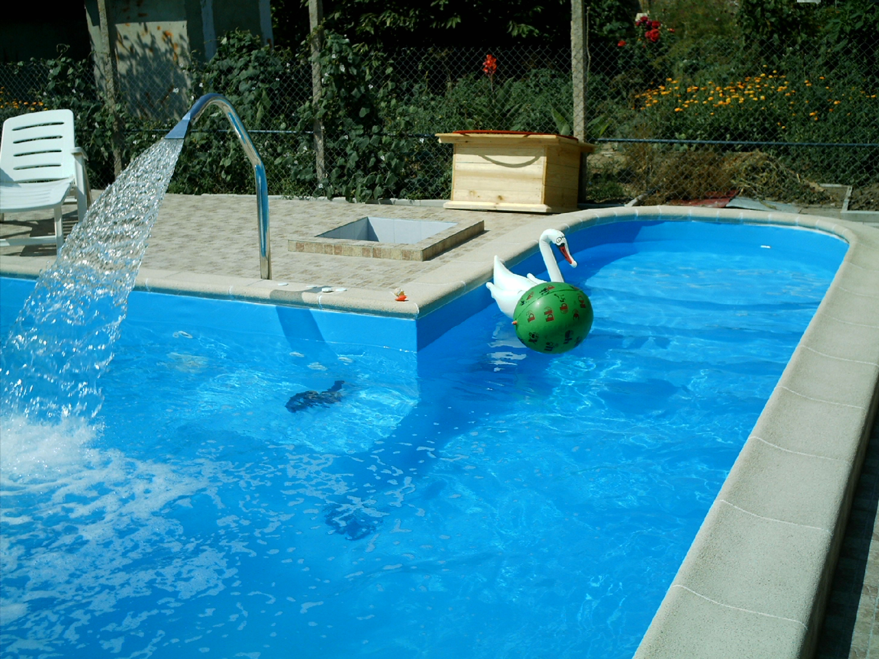 Сделать басейн своими руками