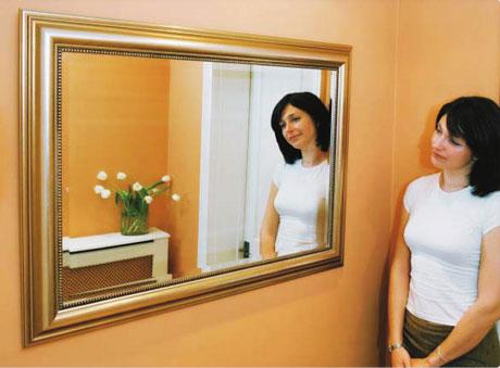 Как сточить зеркало в домашних условиях