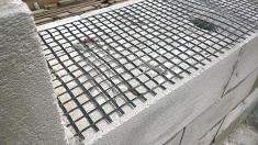 Преимущества использования базальтовой сетки при кладке блоков: виды и назначение
