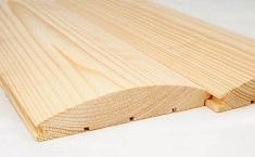 Блок-хаус: практичный и недорогой материал для отделки