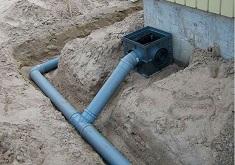 Обустройство наружной канализационной системы: виды и этапы монтажа