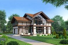 Что собой представляет дом в стиле фахверк: особенности и этапы