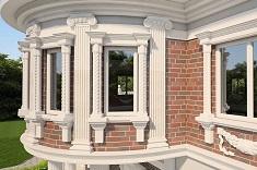 Виды материалов для фасадного декора: типы и характеристики