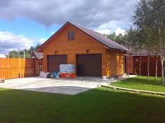 Особенности строительства гаража для двух авто: этапы и рекомендации
