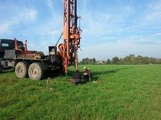 Какие используются инженерно-геологические изыскания для водопровода на даче