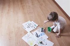 Как выбрать ламинат для детской комнаты: виды и характеристики