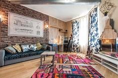 Декор гостиной в стиле: сравнение, стиль и особенности