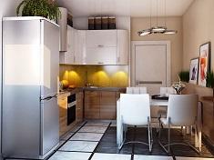 Особенности планирования мебели на кухне: этапы и правила