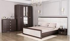 Мебель для спальни должна быть в сдержанных тонах