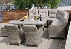 Какой ротанг лучше для садовой мебели искусственный или натуральный: сравнение и преимущества