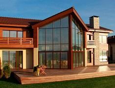 Какие стеклопакеты выбрать для частного дома: виды и характеристики