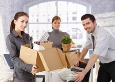 Как самостоятельно организовать процесс переезда офиса