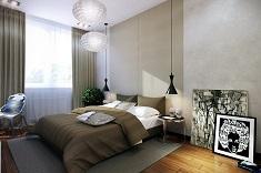 Потолочная люстра для спальни: советы и критерии выбора