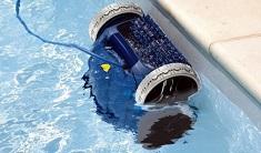 Роботы-пылесосы для бассейна - чем лучше обычных подводных пылесосов