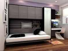 Шкаф-кровать и диван-трансформер: главные особенности и преимущества