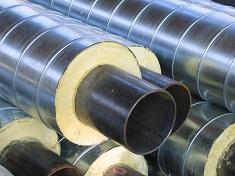 Трубы с изоляцией из ППУ: преимущества применения и особенности