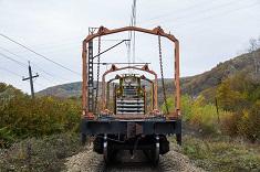 Как используется платформа УСО при ремонтных работах железнодорожного полотна: назначение и применение