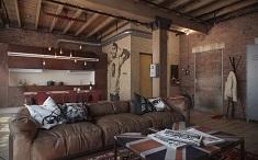 Какой стиль выбрать для апартаментов: лофт или хай-тэк