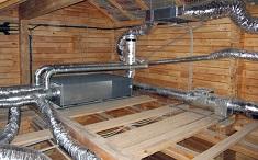 Устройство приточной вентиляции для частного дома: этапы и виды