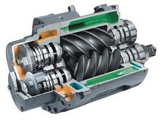 Для чего нужны винтовые компрессоры, особенности и выбор