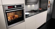 Встраиваемая техника для кухни: виды и особенности