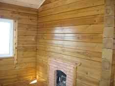 Отделка стен деревянным материалом: виды, способы и этапы
