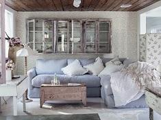 Гостиная в стиле прованс: идеи, преимущества и особенности