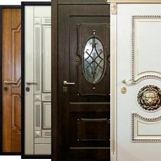 Как выбрать дверь в классическом стиле: виды и особенности
