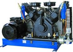Область применения компрессоров высокого давления