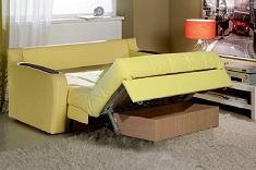 Особенности дивана с механизмом аккордеон: характеристики и принцип действия