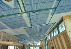 Принцип работы и устройство системы холодных потолков