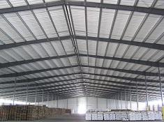 Преимущества строительства быстровозводимого склада из металлоконструкций