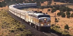 Перемещение на поезде по США: способы, маршруты, требования, особенности