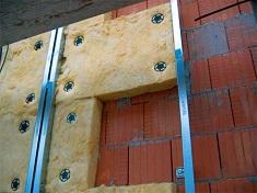 Преимущества монтажа вентилируемого фасада и способы утепления